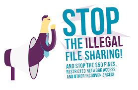 illegal files sharing uganda